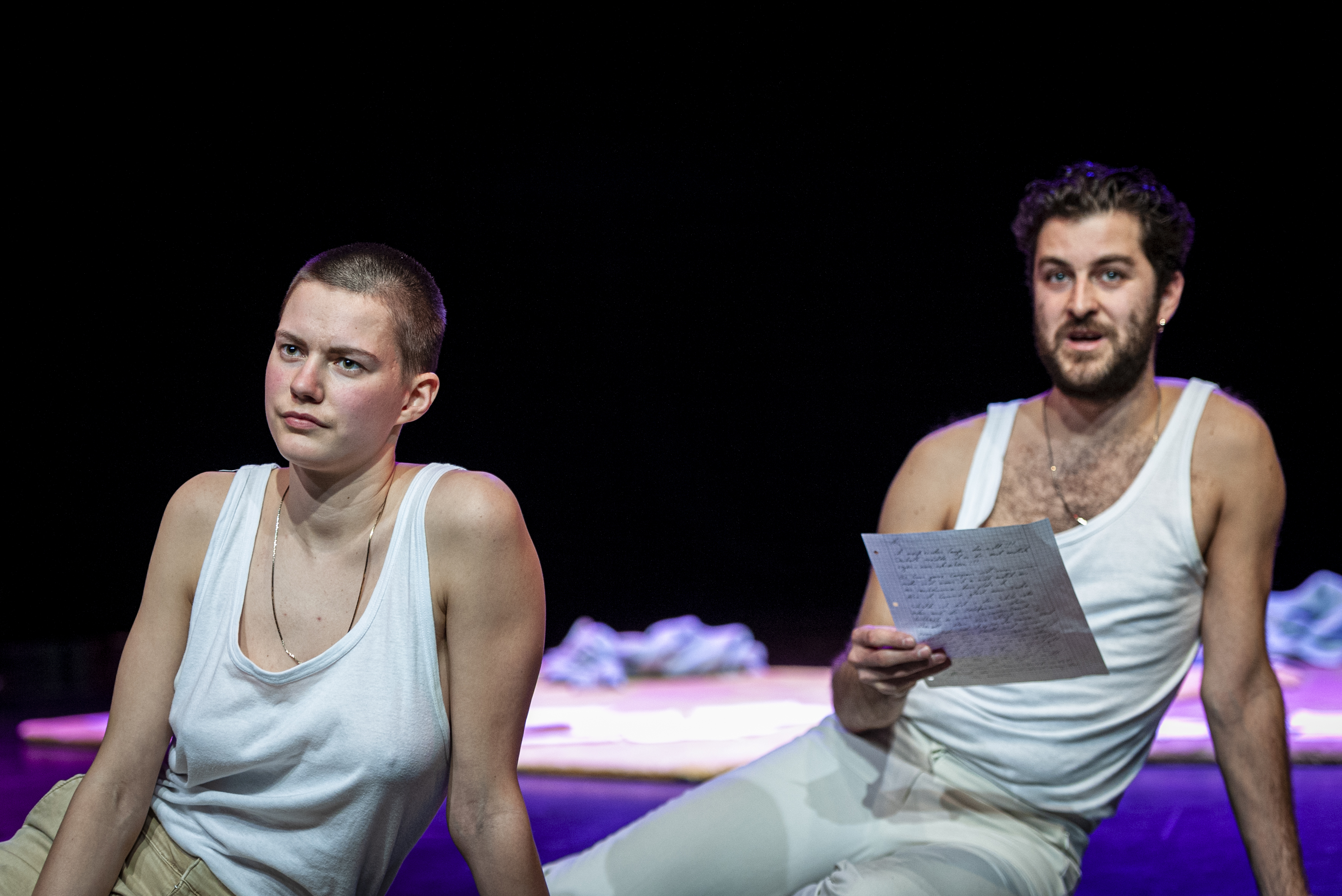 Dirty Debüt S2#8-romantic comedy | #beginnings by Onur Ağbaba & Lotta Becker | Photo © Anna Agliardi