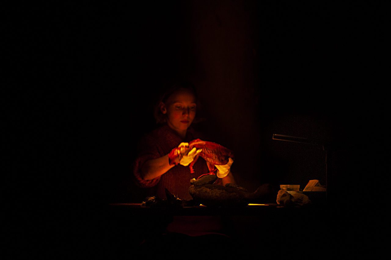 Dirty Debüt S1#4-Sleep | The Big Sleep by Alisa Hecke & Julian Raute |Photo © Anna Agliardi