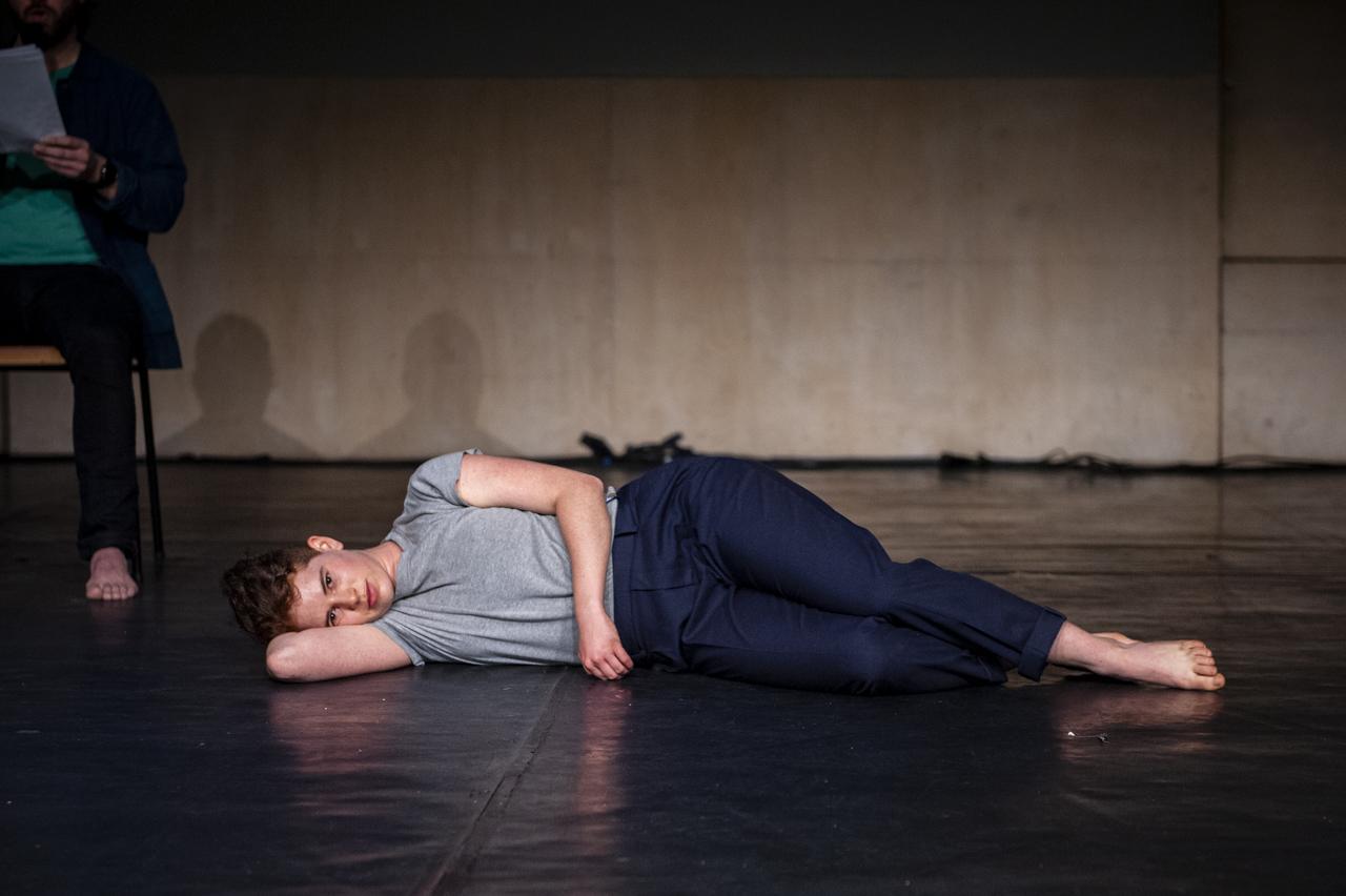 Dirty Debüt S1#4-Sleep | This is an invitation by Netta Weiser |Photo © Anna Agliardi