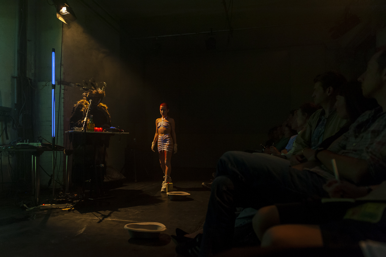Baby Punk ft. Dr. Babuyoka © Anna Agliardi